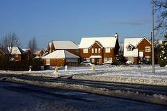 Snow around Euxton (Rovers number 9) Tags: uk winter england snow minolta sony lancashire chorley a65 euxton sonya65