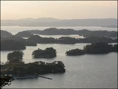 The Magnificent View (richfowler) Tags: water japan forest   pinetrees   miyagiprefecture magnificentview okumatsushima   coolpixp5100 higashimatsushima  miyatojima miyatoisland soukan   easternmatsushima otakamorimountain ofmatsushima
