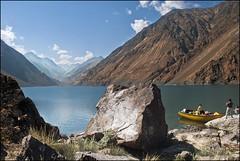 Lake Sadpara Skardu Pakistan (saleem shahid) Tags: