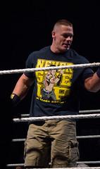 John Cena Enters