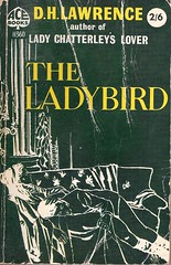 The Ladybird (Covers etc) Tags: design ace paperback cover bookcover 1960s dhlawrence