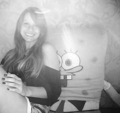 - (lilyc2) Tags: girl smile bob spongebob esponja squarepants