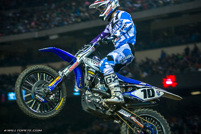 Monster Energy Supercross - Anaheim 3