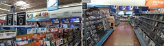 Disconnected Aisles (Irony in the Wireless Department) (Retail Retell) Tags: hernando ms walmart desoto county retail project impact supercenter store 5419 interior remodel black dcor 20 icons