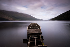 Letterfinlay - old jetty (PhotoToasty) Tags: letterfinlay scotland lochlochy greatglen