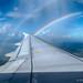 Rainbow over Orlando