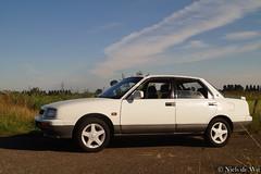 My 1996 Daihatsu Applause Tokyo Limited (NielsdeWit) Tags: nielsdewit nvzp94 daihatsu applause ede explore
