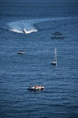 (BrigidaCozzolino) Tags: mare sea summer summertime passion girl napoli mergellina lungomare caracciolo nikon ship boat craft