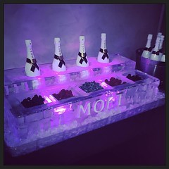 @whotelatx really knows how to welcome their guests to #austin with this @moetchandon #icesculpture display! #fullspectrumice #icebar #thinkoutsidetheblocks #brrriliant - Full Spectrum Ice Sculpture (fullspectrumice) Tags: whotelatx really knows how welcome their guests austin with this moetchandon icesculpture display fullspectrumice icebar thinkoutsidetheblocks brrriliant ice scupltures sculpting sculpture texas