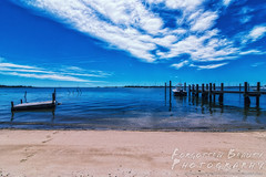 The Blue Bay (forgottenbeautyphotography) Tags: ct connecticut landscape nature ocean water