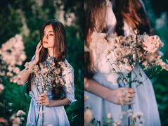bouquet with thorns (DavydchukNikolay) Tags:          photographer photography portrait girl eyes likeit newyork paris moscow bestphoto           135mmf2  beauty waterfall river canon loveit photographergoa photoshoots