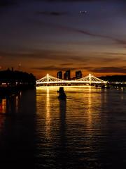 DSCF3726 (Cproland1986) Tags: london uk thames battersea bridge sunset clouds