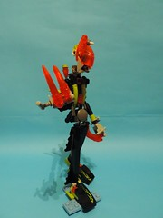 The Acqua Princess (joaqunechavarra) Tags: moc npu big fig brickbuilt lego purist figure robot