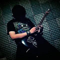2015-03-30 16.19.16 (Kev Vicente) Tags: metal rockon guitarist guitarrista kevin ibanez electricguitar metalcore deathcore trash dark vintage guitars gear