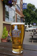 Castle Rock Harvest Pale - Nottingham, UK (Neil Pulling) Tags: nottingham england uk eastmidlands midlands nottinghamshire castlerockharvestpale castlerock harvestpale beer realale pint pub gbg2016