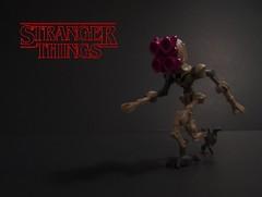 Lego Stranger Things - Demogorgon (StarSaberSlash) Tags: lego strangerthings netflix series monster demogorgon