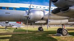 Lockheed L-1049 G Super Constellation D-ALEM (1955) (S_Jet) Tags: flughafen mnchen besucherpark munic airport lockheed l1049 dalem super constellation superconi aviation flugzeug aircraft germany deutschland bayern bavaria       lufthansa luft hansa  flug