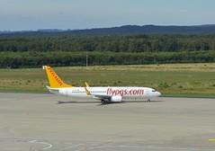 TC-CPV - Boeing 737-86J (Digi-Joerg) Tags: 07082016 internationalerverkehrsflughafen klnbonnairport cgn pegasus boeing737 ersterflug27072011 heimatflughafenistanbul tc turkey