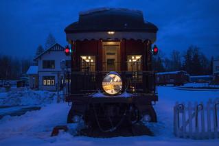 Polar Express Morning