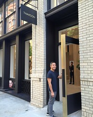 Yes. We're OPEN!! Comme to visit us. 70 Wooster St. Soho. #Thakoon