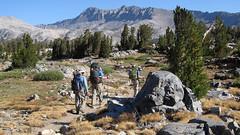 Heading Toward Donohue Pass (Mike Dole) Tags: sierranevada california anseladamswilderness johnmuirtrail