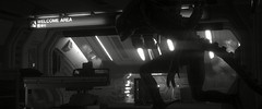 Welcome (Skytrmx) Tags: alien alienisolation reshade