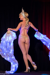 0E3A8692 (EddyG9) Tags: gateaux show thebiggateauxshow burlesque pasties dancer lingerie trixieminx trixie minx costume sexy butt boobs neworleans louisiana 2016 hot people performer indoor music