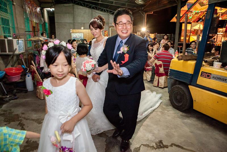 孟峰&梵齡 婚禮紀實-299