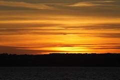 Coucher de soleil  la Pointe de l'Armorique_IMG_3447 (Hlne (HLB)) Tags: plougasteldaoulas bretagne brittany finistre europe france coucher soleil sunset plouzan rade brest goulet ciel sky himmel nuage cloud wolken