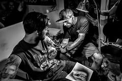 Thessaloniki tattoo convention 2016 (Andreas Mamoukas) Tags: macedonia greece tattoos thessaloniki social documentary macedoniagreece makedonia timeless macedonian