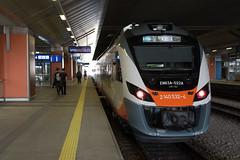 EN63A-022 (Michal Potrzebicz) Tags: krakw maopolskie poland pl newag impuls pentax k3 trains en63 36wea