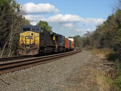 CSX Mohawk Sub, Verona, NY (CNYrailroadnut) Tags: verona ny new york central railroad csx transportation