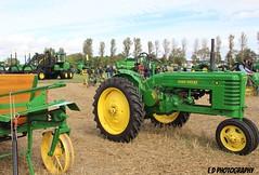 IMG_2296 (lesleydoubleday) Tags: johndeere johndeere50thcelebration tractor farming farmmachinery langar