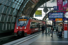 P2410782 (Lumixfan68) Tags: eisenbahn zge triebzge baureihe 442 elektrotriewagen et bombardier talent 2 hamsterbacke deutsche bahn db regio
