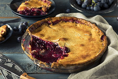 Homemade Sweet Concord Grape Pie (brent.hofacker) Tags: american bake baked bakery berry brown concordgrapepie concordgrapes confectionery crust delicious dessert fall filling flaky food fresh freshness fruit golden gourmet grape grapepie grapes holiday homemade organic pastry pie pies plate portion ripe rustic season slice snack sugar sweet tart tasty thanksgiving tradition traditional treat warm yummy