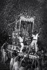 San Sebastiano (buco_fotografico) Tags: sansebastiano palazzoloacreide summer 10agosto street reportage photograph blackandwhite procession festa devoti devotion 2016