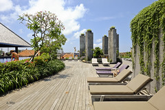 Rooftop deck (A. Wee) Tags: fourpoints spg kuta bali  indonesia  resort hotel  rooftop deck