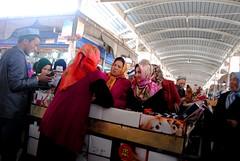 Indoor Market (liamroberts7) Tags: china asia market xinjiang silkroad kashgar uyghur bazaar eurasia