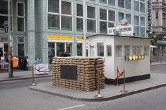 Check Point Charlie by Alsaarom, on Flickr