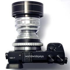 ソニーNEX-7, 帝国光学 ズノー 5cm F1.1 (worldwideyeys.com) Tags: sony f11 teikoku kogaku 5cm zunow nex7
