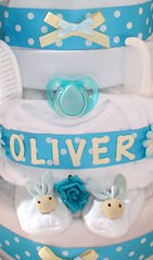 Nappy Cake (19) (Labours Of Love Baby Gifts) Tags: babygift nappycake nappycakes newbabygifts laboursoflovebabygifts