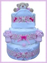 Nappy Cake (9) (Labours Of Love Baby Gifts) Tags: babygift nappycake nappycakes newbabygifts laboursoflovebabygifts