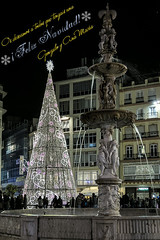 Feliz Navidad!!! (Gonzalo y Ana Mara) Tags: navidad mlaga gonzalo plazadelaconstitucin canonef1635f28lusm canoneos5dmarkiii gonzaloyanamara