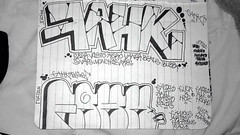 Faded And Hated Roll Call (FatalTradeMark) Tags: graffiti los angeles crew visto agro vaner 28er fahk