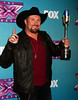 The 'X Factor' Season Finale at CBS Television City - Red Carpet Arrivals Featuring: Tate Stevens