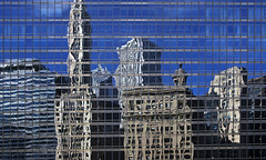 East Wacker Reflection (rjseg1) Tags: chicago building architecture mather wacker jeweler
