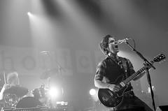 Stereophonics @ Troxy (Something For Kate) Tags: uk music london rock 50mm jones concert nikon guitar live gig kelly kellyjones stereophonics f14g troxy d5100 lastfm:event=3425809