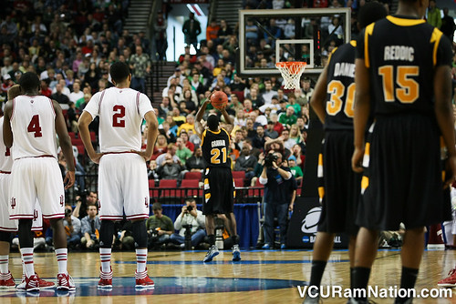 VCU vs. Indiana (NCAA Round 3)