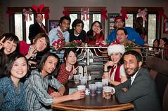 CSLI Christmas Party 2012