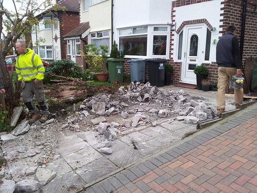 Driveway and Garage Construction Macclesfield  Image 5